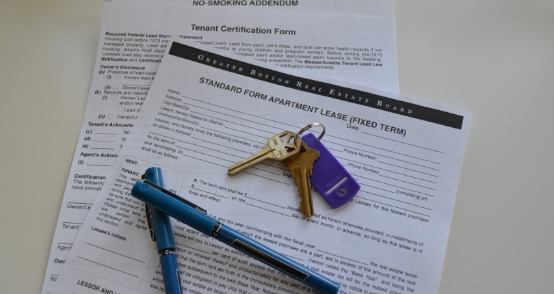 Tips for Renters… The Lease